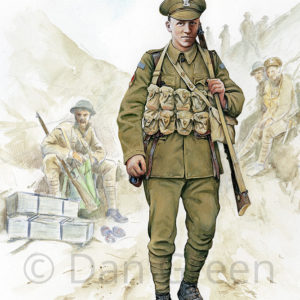 dgmilitaryart-novusart-14th-royal-irish-rifles-1916