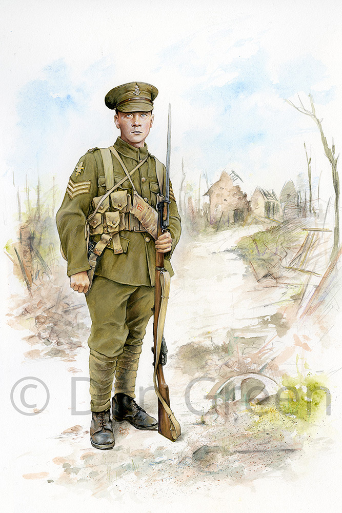 dgmilitaryart-novusart-royal-irish-regiment-1916