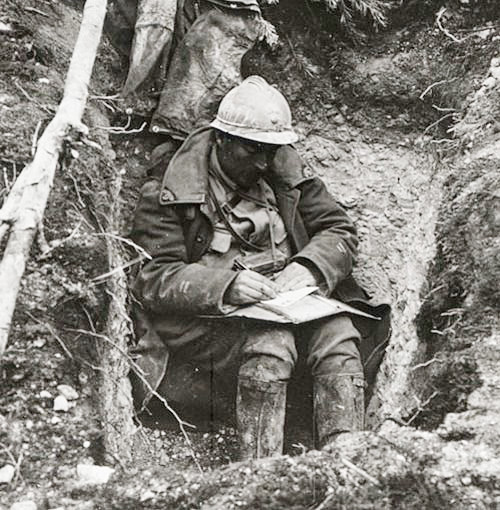 soldier-writing-letter