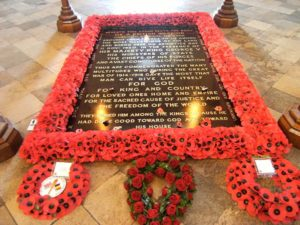 Tomb-of-the-Unknown-Warrior-Westminster-Abbey